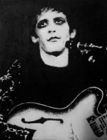 Lou Reed by HoodishArt