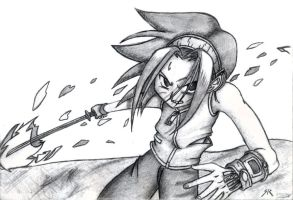 Shaman King - Yo Asakura by Hand-Drawn