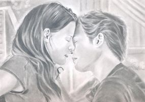 edward and bella by RusselSantos