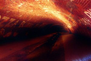 Tunnel Menace by octopus7