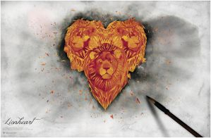 Lionheart. by spystyle