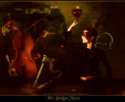 His Broken Muse by JenaDellaGrottaglia