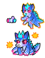 lil monster ota (closed) by neopit