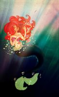 Under the sea by Claualphapainter-95