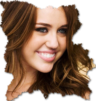 Miley Cyrus PNG Icon by AubreyOnDeviantart