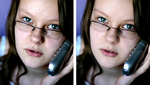 Retouch Experiment by 00seven