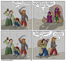 El Noob Pagina 063 Spanish by David-Irastra