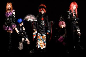Dir en Grey - mode of Gauze by Joshou