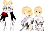 Jeanne D'arc - Hetalia - Mmd - Download by GgHetalian