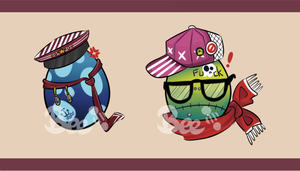 Hatchables #2 - CLOSED by BeesHoneypot