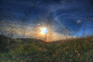 Indiana Sunset by toddcarter