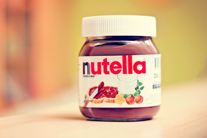 Nutella by nomatterwhy