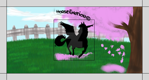Helio's Ray Project - Howrse by Horse-Emotion