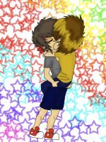 Casey X thomas~request-thingonabobnessmish~ by CannabisCow