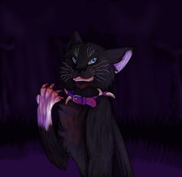 The One Called SCOURGE by D4RKT0RN4TH0R3