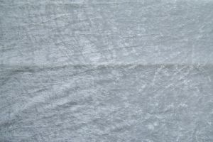 Fabric texture - white crushed velvet by jojostock