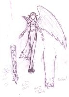 Blackberry Angel : Char Design by Cyber-Materia