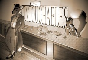 The Untouchables by ShinigamisPet