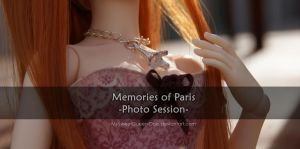 Memories of Paris Cover by MySweetQueen-Dolls