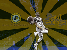 Paul George House of the Rising Star Wallpaper by 1madhatter