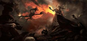 MilesWadsworth DiabloIII Illustration copy by theartdepartment