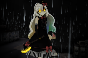 Mayu Pissed Off by Shaun578