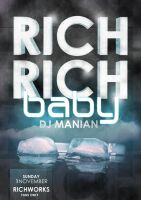 DJ Manian poster by richworks