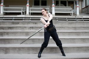 Sword pose stock 21 by Random-Acts-Stock