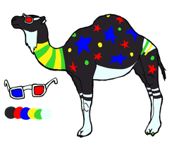 Camel Adopt 7 - CUSTOM by zomgmad