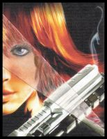 Perfect Dark Zero by cloaked-life