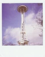 Space Needle by margotdent