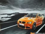 BMW M3 GTS competition by mathijs050