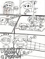 Knock.. by remnant-imaginations