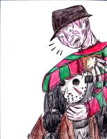 Freddy's Piggy Back by HorrorMadnessPeep