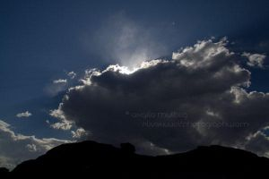 Heavenly Light Above by Astraea-photography