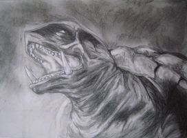 Gamera by McFluff