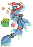 Holiday Exchange - Chael by Mermafied