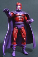 Magneto 80's by Jin-Saotome