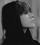 Taehyung painting animation by getyourdragon