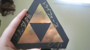 TRIFORCE! by DevilKitty133