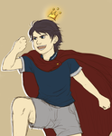 I'm Gonna Be A Mighty King, So Enemies Beware! by Katchihe