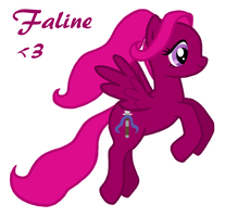 Pony Faline by Great-Aether