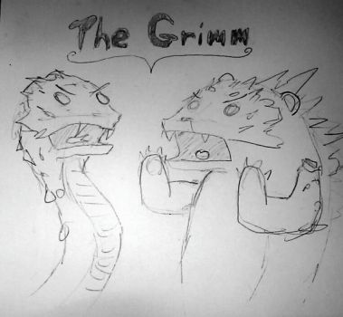 Grimm Comic Cover by MrPop137