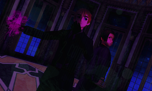 . : MMD : . Got 2 Come Together by HopelessBanana
