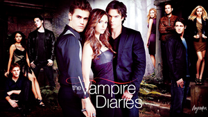 The Vampire Diaries Wallpaper2 by theanyanka