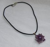 Rose Neclace by Arleen