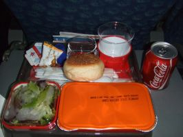 Plane Food. by Pota-toes