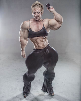 Muscle 95 by johnnyjoestar