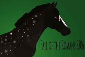 3306 Fall of the Romans by FelTheLioness