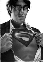 Brandon Routh Superman 6 by DMThompson